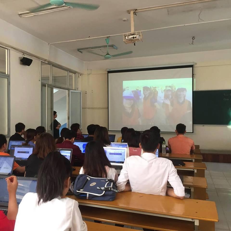 Sapo phối hợp Học viện Bưu chính Viễn thông đào tạo kiến thức TMĐT cho sinh viên