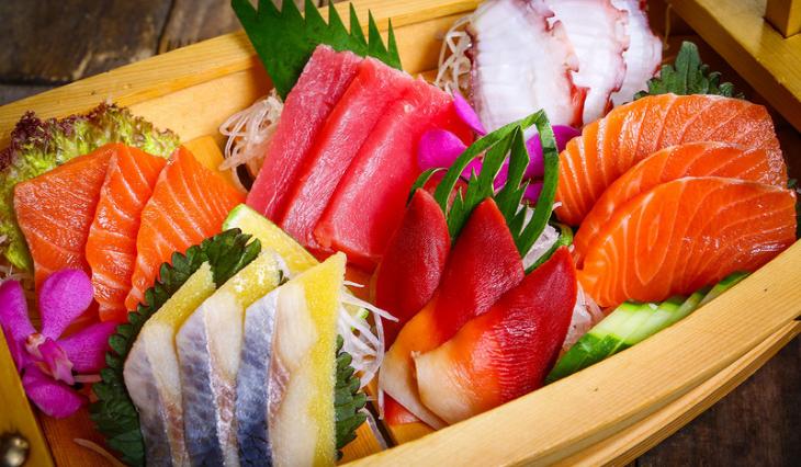 Phương pháp bán hàng Sashimi cho các loại sản phẩm giá cao