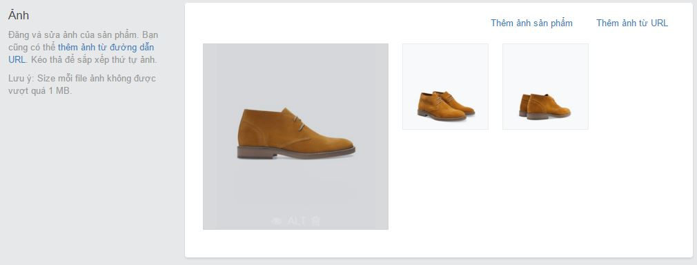 Tối ưu SEO website bán giày với Bizweb Sky cho người mới bắt đầu