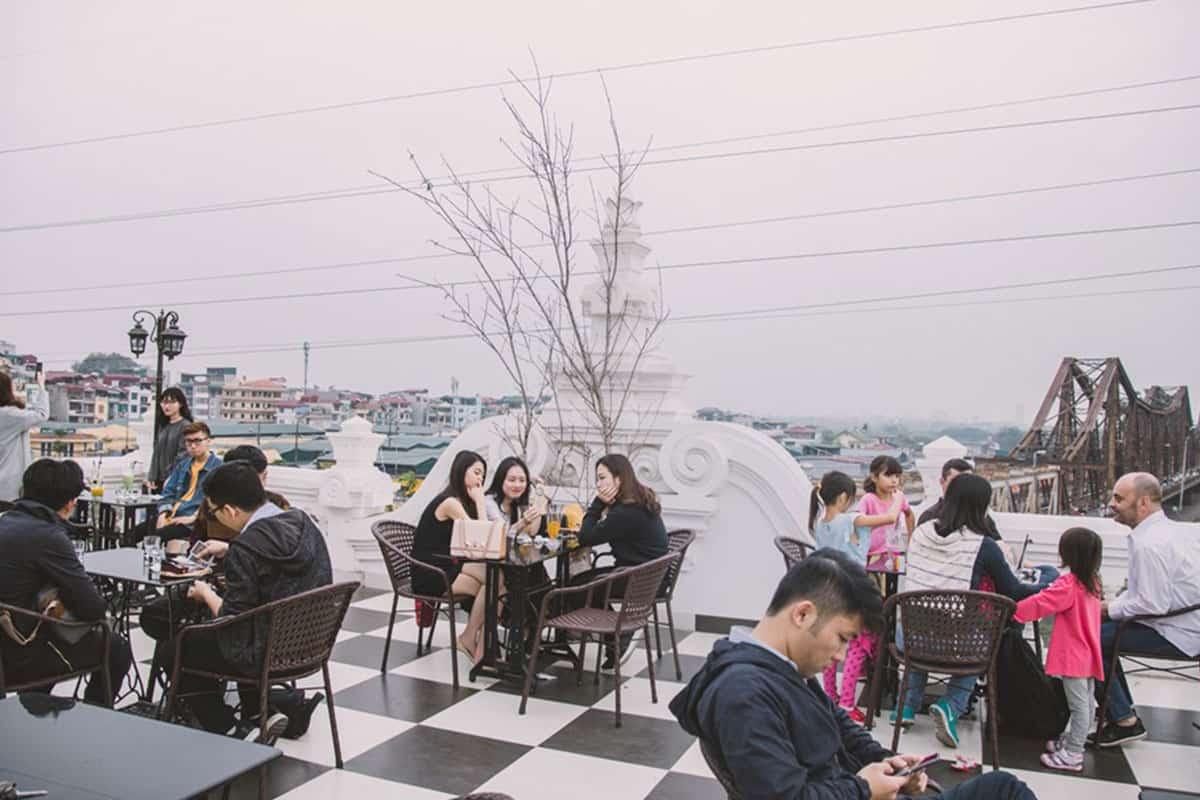 Top 20 quán cafe đẹp ở Hà Nội đến chẳng muốn về