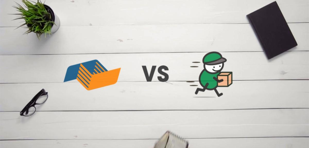 Review so sánh Giao hàng nhanh và Giao hàng tiết kiệm