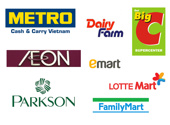 Doanh nghiệp nội ồ ạt tấn công thị trường bán lẻ Việt Nam