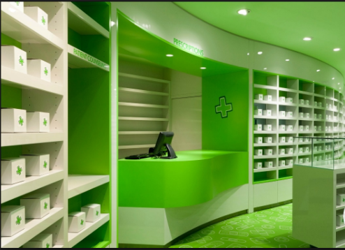 Biết cách thiết kế nhà thuốc đẹp, doanh thu nhà thuốc tăng cao