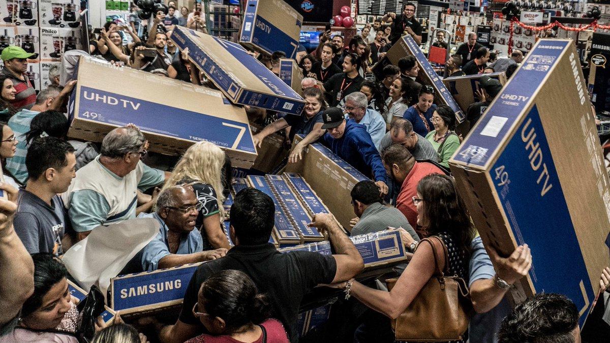 Top các thương hiệu giảm giá Black Friday không thể bỏ lỡ