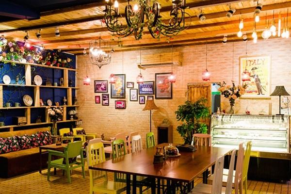Ý tưởng trang trí quán ăn vặt đẹp và sáng tạo tiết kiệm chi phí