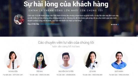 Lựa chọn đơn vị thiết kế website Cần Thơ uy tín, chất lượng