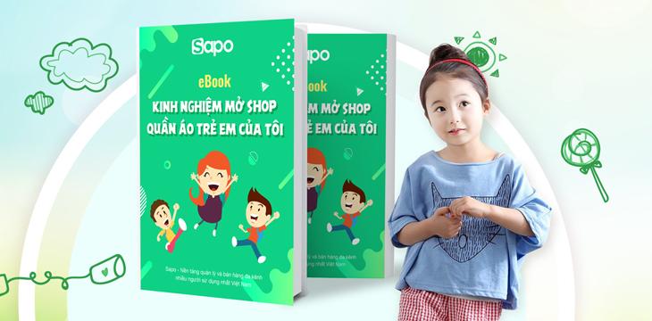 [eBook] Mở shop thời trang trẻ em, cơ hội chỉ đến với kẻ biết nắm bắt