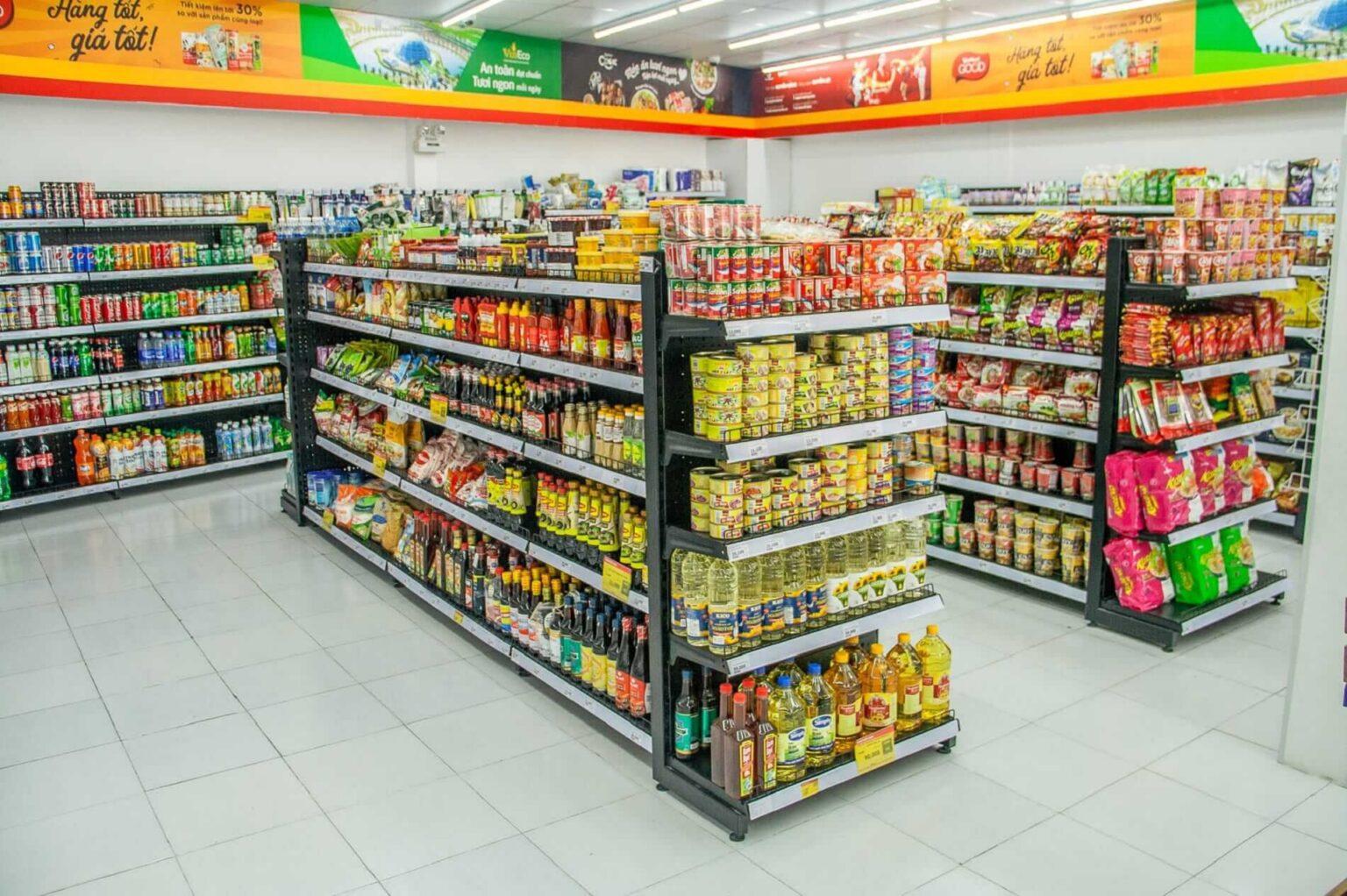 Mở cửa hàng tạp hoá cần bao nhiêu vốn là đủ?