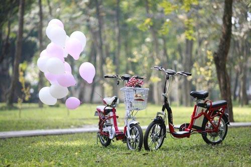 Ý tưởng kinh doanh xe đạp điện