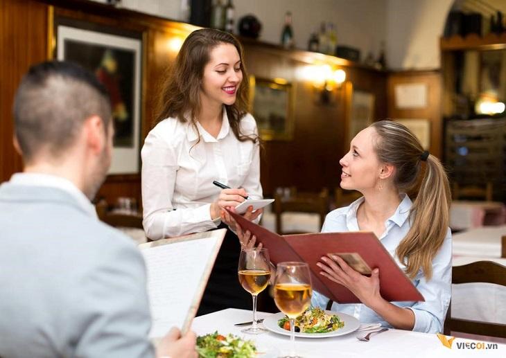 Quy trình giải quyết phàn nàn của khách hàng trong nhà hàng