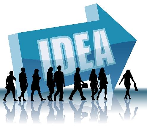 Hãy biến những ý tưởng sáng tạo thành hiện thực