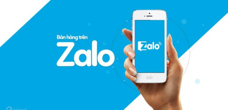 Bí quyết tăng lượng người quan tâm khi bán hàng trên Zalo