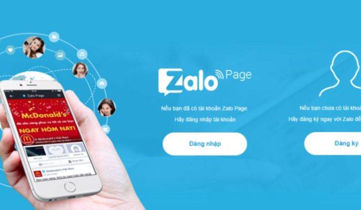 """Bán hàng cho 40 triệu người với ứng dụng """"Kênh bán hàng Zalo"""""""