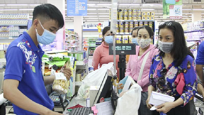 Các siêu thị mini, cửa hàng tạp hóa cần tuân thủ quy tắc 5K