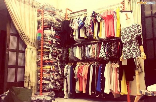 kinh doanh thời trang