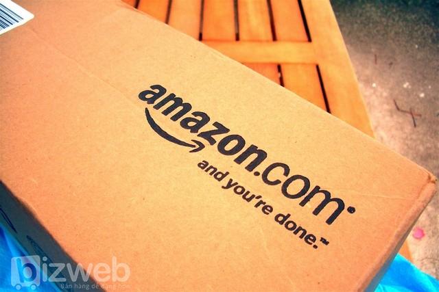 3 chiến lược thương mại điện tử đáng học hỏi từ Amazon