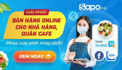 Bán hàng online Web Order