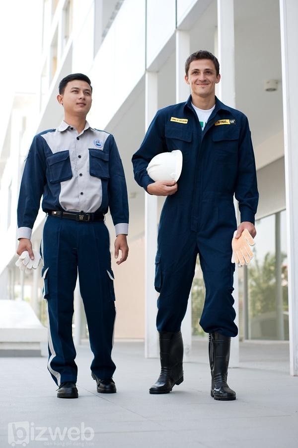 Phát triển ý tưởng kinh doanh siêu hấp dẫn với trang phục bảo hộ lao động chất lượng
