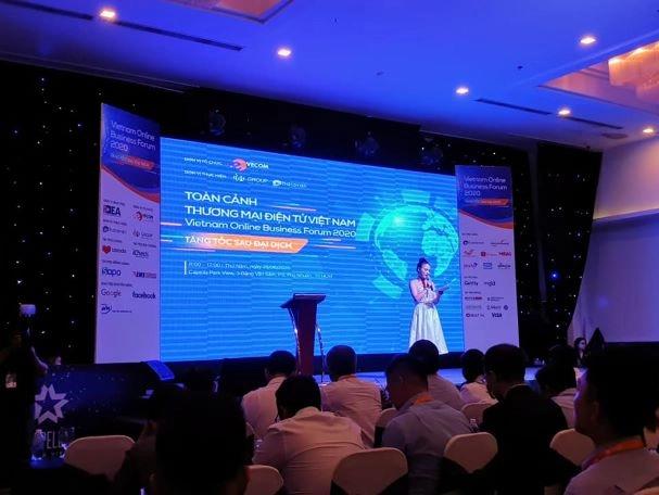 Diễn đàn Thương mại điện tử Việt Nam VOBF 2020