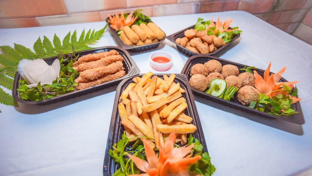 kinh doanh thức ăn nhanh online