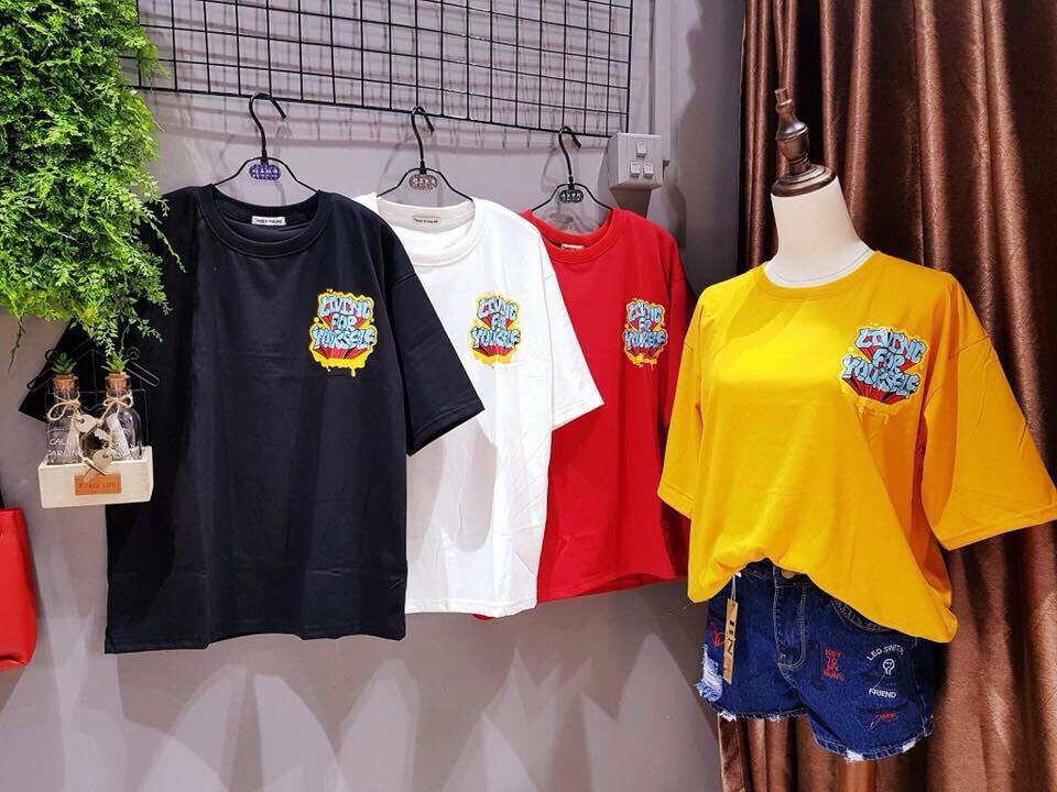 Bán quần áo online tại nhà