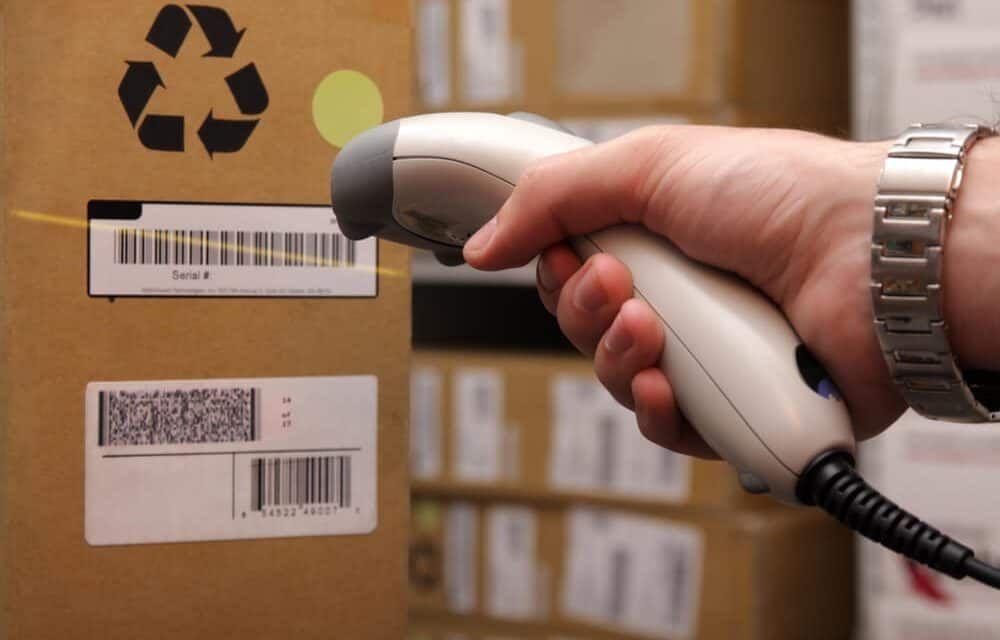 quản lý kho với barcode