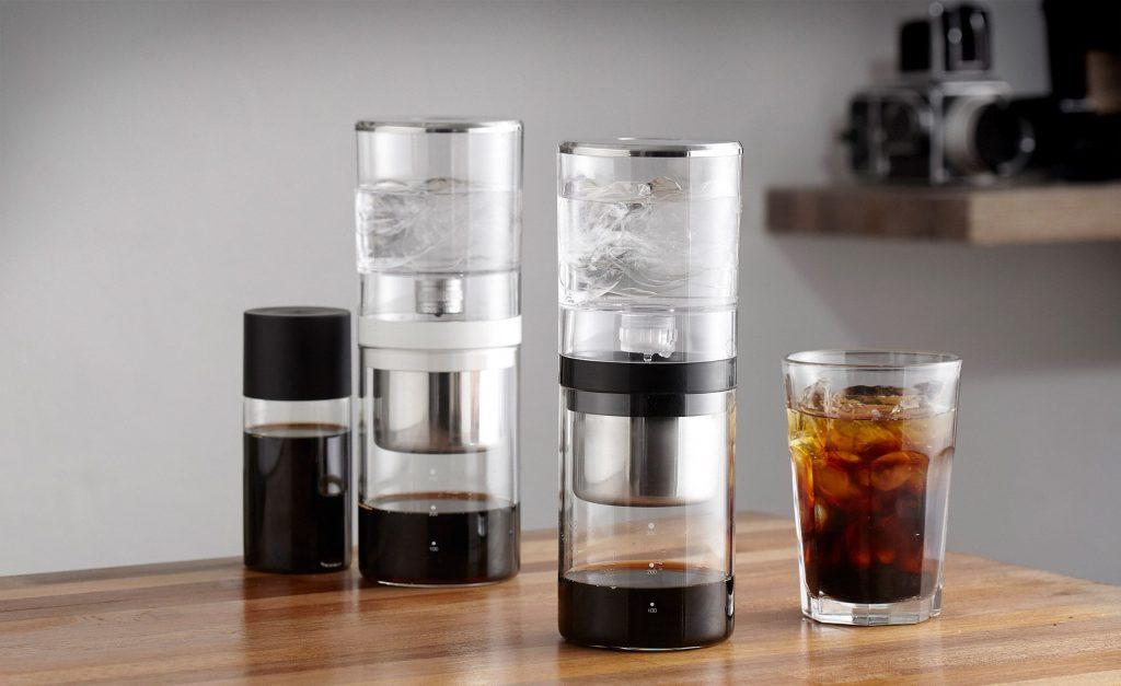 bình pha cafe lạnh dễ dùng