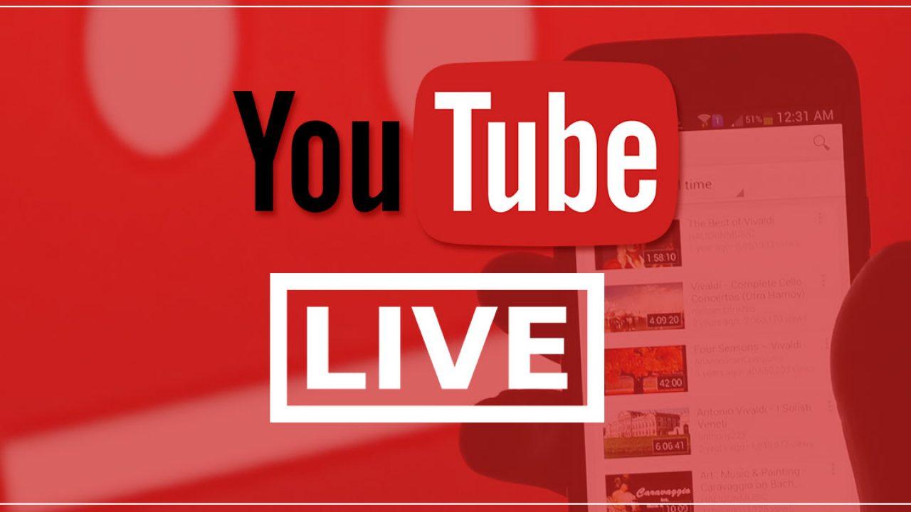 các ứng dụng live stream