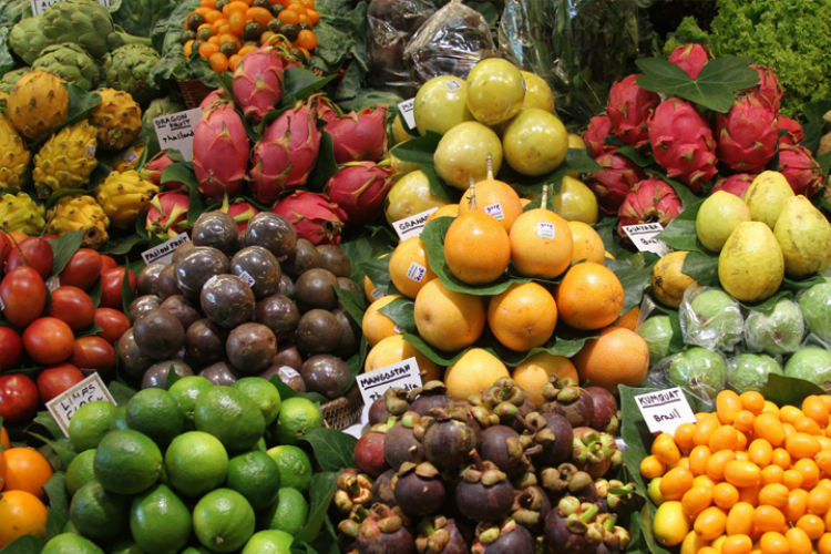 bán trái cây online