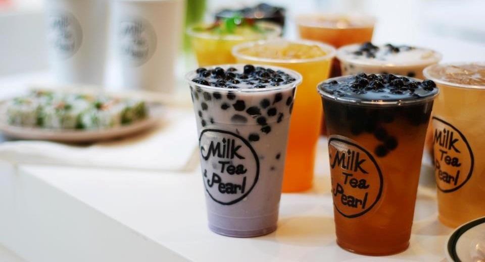 """Cách làm trà sữa trân châu ngon để bán khách uống là """"nghiền"""""""