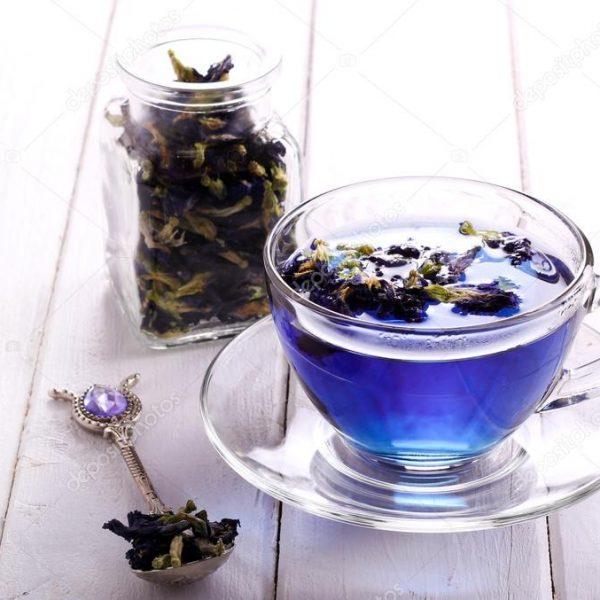 cách làm trà chanh hoa đậu biếc thơm mê ly