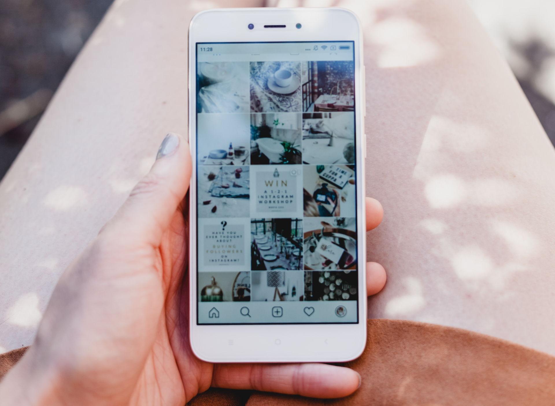 Đăng bài thường xuyên để tăng follower trên Instagram