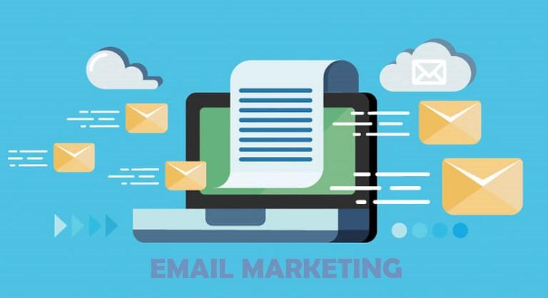 Email marketing là một trong những cách kéo traffic cho website