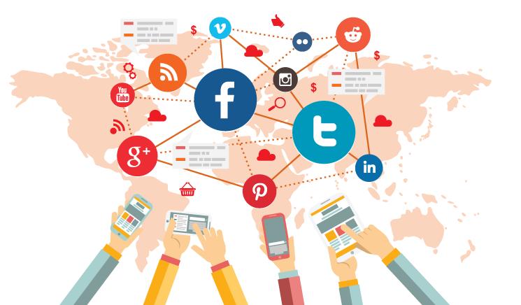 Tăng lượt truy cập website nhờ các kênh mạng xã hội