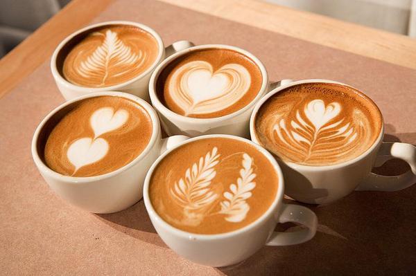 cafe latte thơm ngon