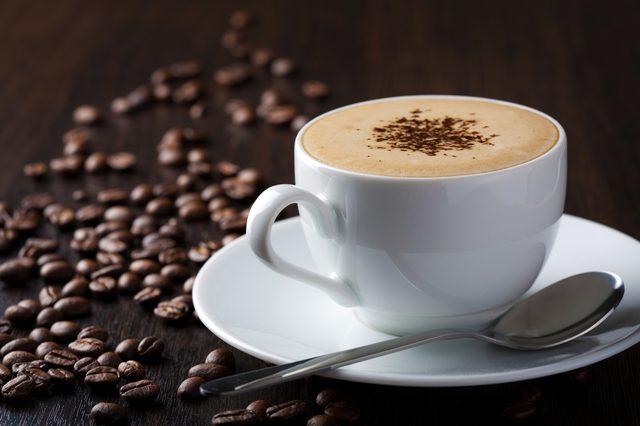 cafe mocha là một trong các loại cà phê béo ngậy