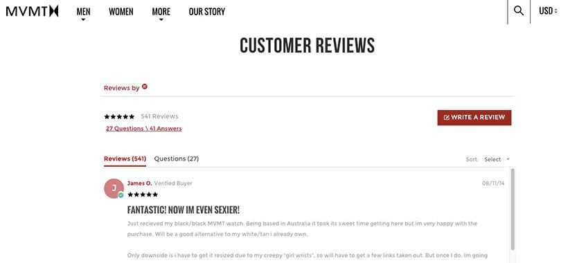 cải thiện trang sản phẩm để tăng gấp đôi doanh thu trên website 4