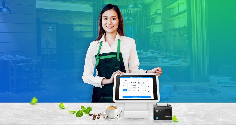 phần mềm quản lý quán cafe võng