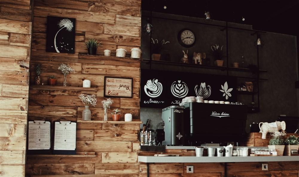 Chi phí mở quán cafe gồm tiền thiết kế