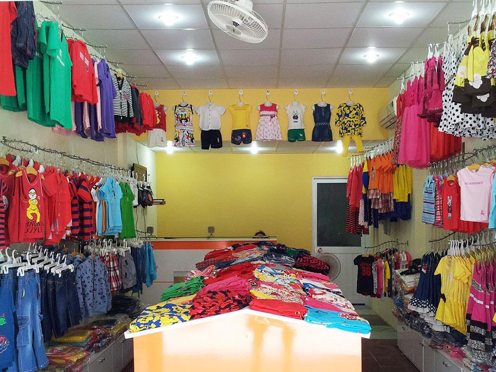 Chia sẻ bí quyết bán hàng trực tuyến quần áo trẻ em