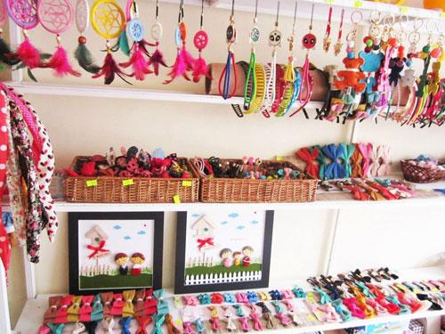 Chia sẻ kinh nghiệm bán đồ handmade online
