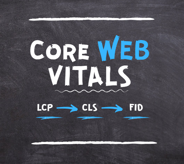 yếu tố xếp hạng mới core web vitals