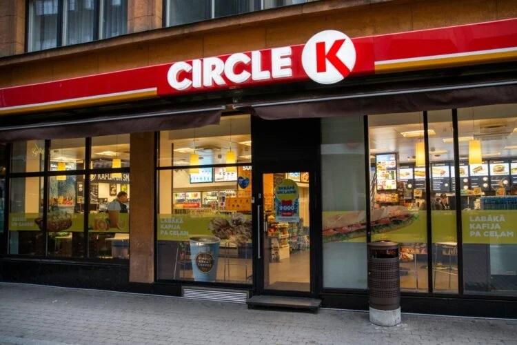 cửa hàng tiện lợi Circle K