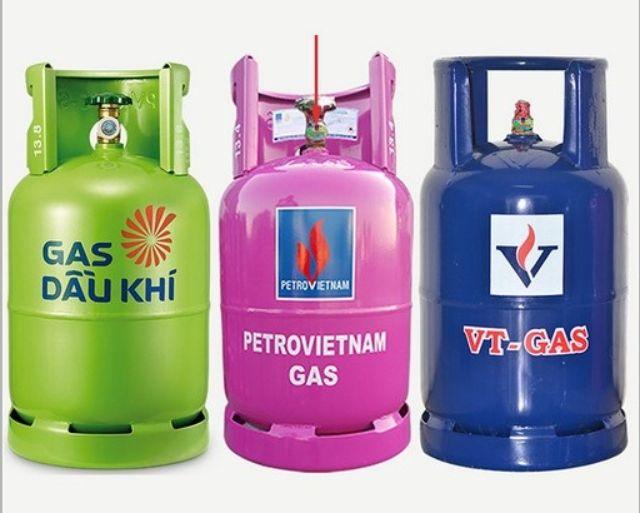 các thương hiệu gas
