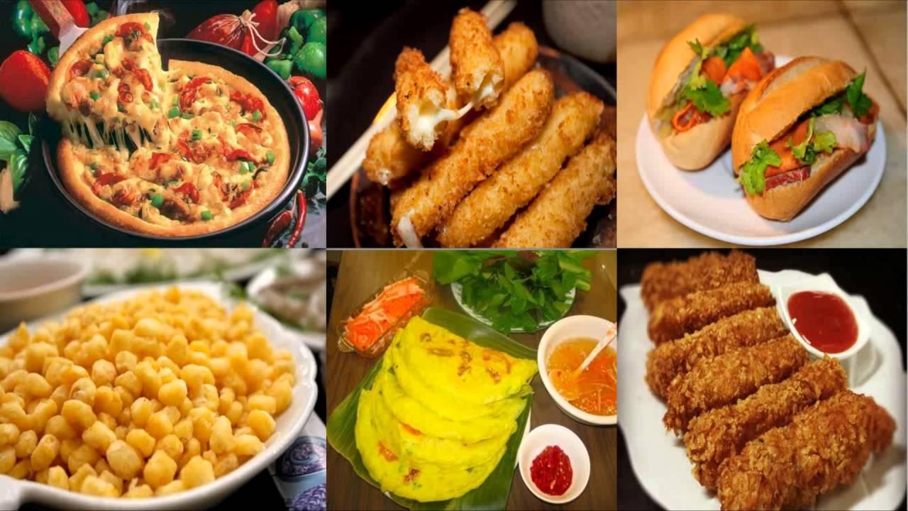 Đặt tên hấp dẫn cho quán ăn nhanh online