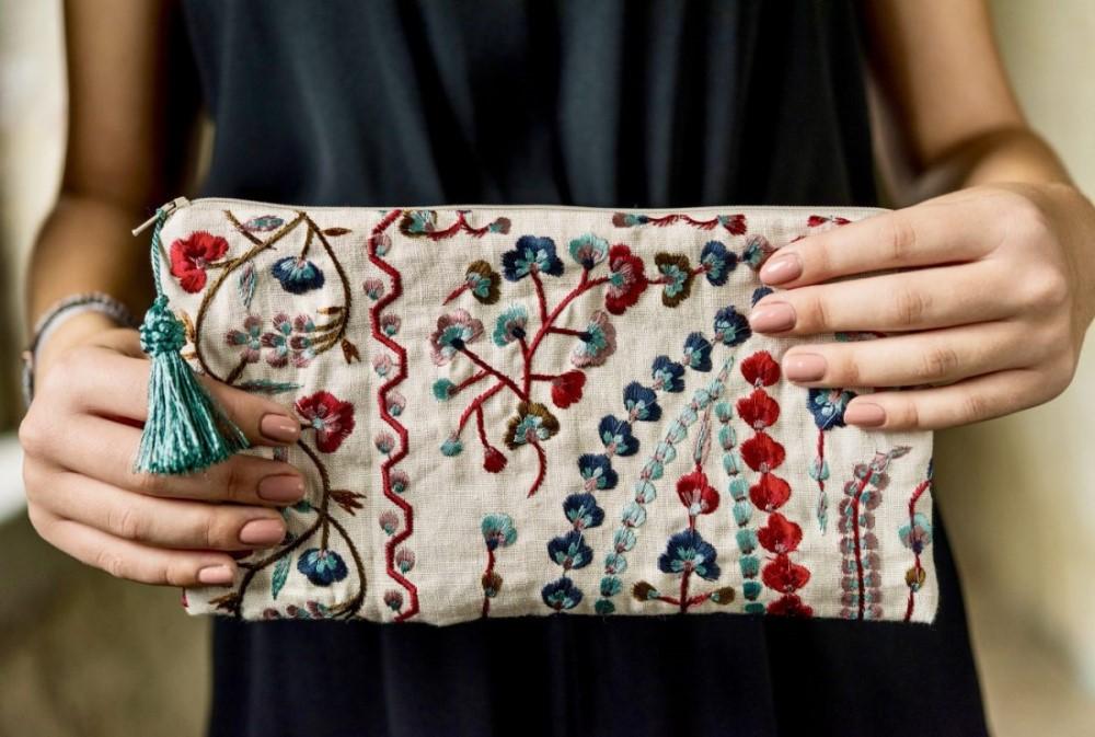 ý tưởng kinh doanh ít vốn với túi đựng handmade