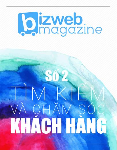 Kinh doanh online cùng Bizweb