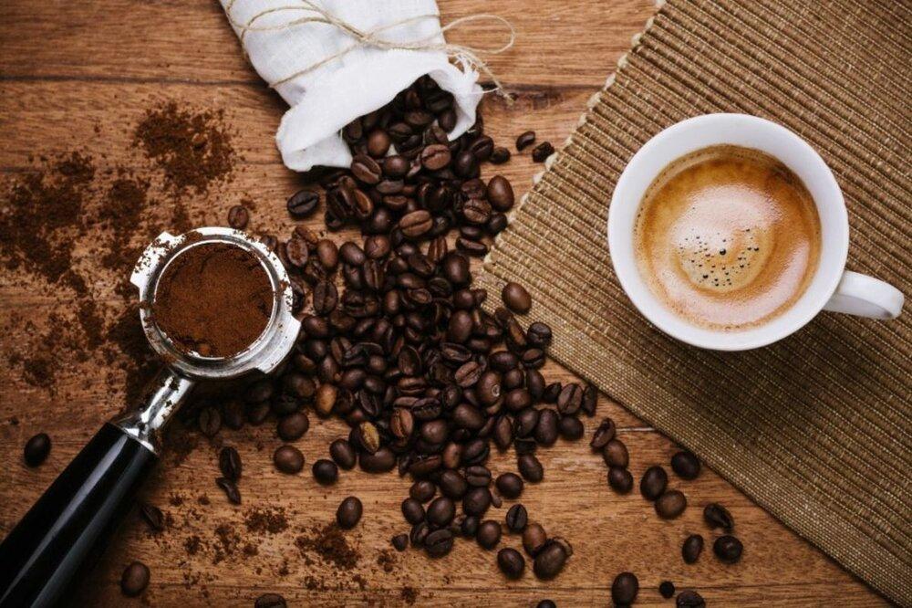 bột cafe đậm đặc