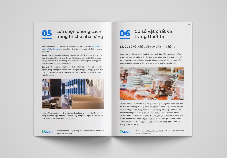ebook nhà hàng 11 bước