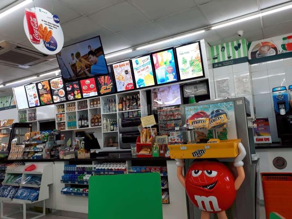 cửa hàng tiện lợi FamilyMart